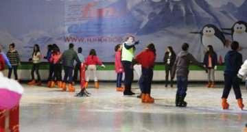 Gala de patinaje artístico sobre hielo este sábado 16 de diciembre en beneficio de Asociación Aspanion