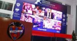 El Levante UD celebra la V edición de los Premios Periodísticos