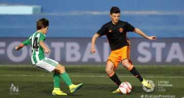 Los Alevines de Valencia y Villarreal cayeron a las primeras de cambio en el torneo La Liga Promises