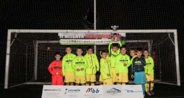 Torrent y Villarreal se erigen en campeones de la II Mislata Christmas Cup