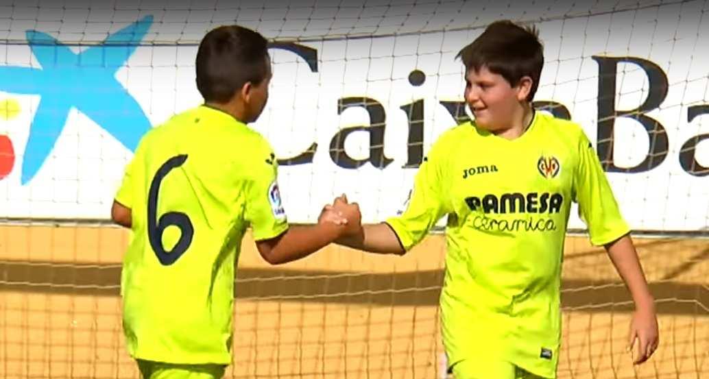 Estos son los resultados de la escuela del Villarreal en la última jornada