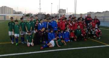 """El Burriana firma el cuarto puesto en el torneo """"Ciudad de Benicassim"""" Alevín"""