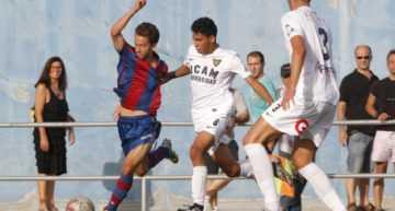 El Juvenil A del Levante UD, cae derrotado ante el UCAM Murcia