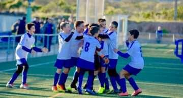 Acero, Villarreal y Valencia triunfan con merecimiento el Torneo de Navidad FB Sagunto