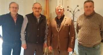 La FFCV colaborará con Sagunto y el Biensa CF para remodelar el Campo Francisco Borrás