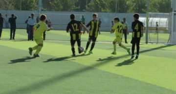 Los penaltis no deslucen el gran juego del CD Roda Alevín E