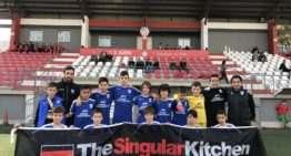 Resumen SuperLiga Alevín 2º Año Jornada 13: El Escuelas San Jose vence al Torrent con hat-trick de Rafa Martinez