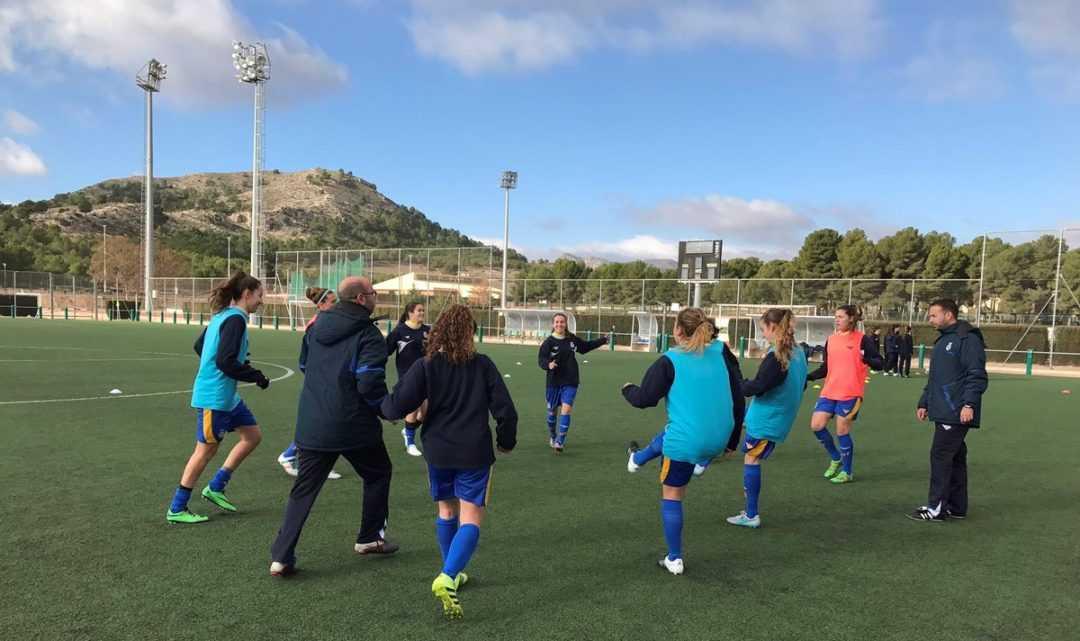 Alzira, próxima parada del Clinic de Fútbol Base Femenino el 23 de mayo