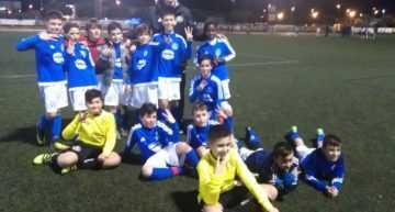 El CDB Massanassa Alevín Primer Año sorprende al Valencia en la jornada aplazada (2-1)
