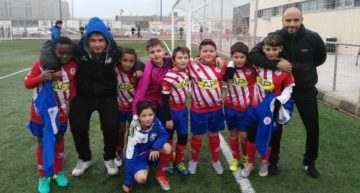Cuadro de competición para los Torneos Aisproyec Benjamín y Benjo Sports Prebenjamín en La Malvarrosa
