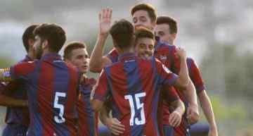 Hércules y Levante se reparten los puntos en la liga Juvenil DH