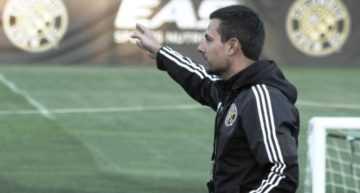 """Nico Estévez: """"Siempre he estado muy abierto a aprender sobre otras culturas de fútbol"""""""