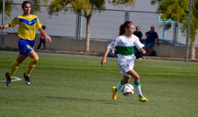 Asun Martínez convocada con la Selección Española Femenina sub-16