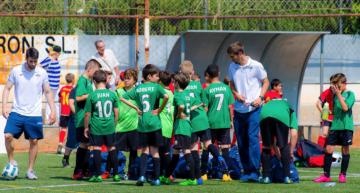 """El Alevín """"A"""" del Burriana FB pasa a la siguiente fase de la Copa Federación"""