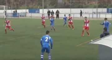 VIDEO Liga Autonómica Cadete Jornada 19: Resumen del Club La Vall – Alcoyano (1-1)