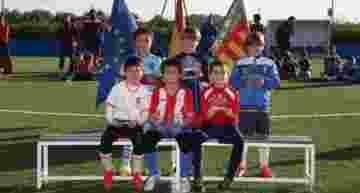 Silla, Levante o Vallbonense, destacados en la tercera jornada Benjamín de la Copa Federación