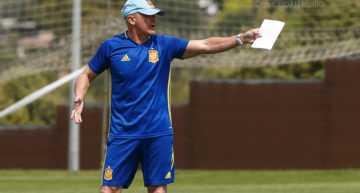 Tres valencianos en la convocatoria de España Sub-19 para el amistoso ante Italia