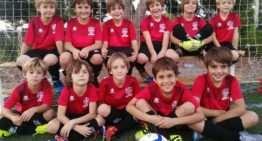 Dos por uno: aprender inglés y jugar a fútbol en el Cambridge Black Cats