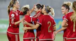 La Selección Española Femenina Absoluta preparará la Eurocopa en Oliva
