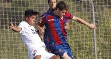 El Levante UD Juvenil cae derrotado ante el At. Madrileño