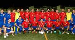 Los valencianos Sánchez, Juanfran y Giner, convocados con la Selección de Leyendas de AEdFI