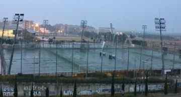 El protocolo de actuación en caso de mal tiempo enciende el debate en el fútbol base valenciano