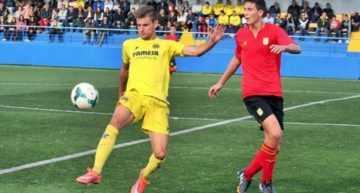 Mario González debuta en Primera División con el Villarreal