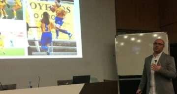 La Selección FFCV Femenina, protagonista en el Grupo de Estudio de Fútbol Femenina UEFA