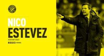 El Columbus Crew estadounidense 'asciende' al técnico valenciano Nico Estévez al primer equipo