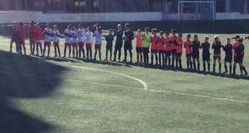Duelo de titanes entre Atlético San Blás y Arena Alicante (3-4)