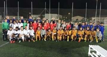 Burjassot acogerá el lunes 13 un nuevo entrenamiento de la Selección FFCV Sub-12
