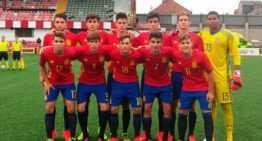 Seis representantes del fútbol valenciano, convocados por España Sub-17 para un amistoso