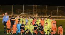 GALERÍA: El Torrent CF campeón del Torneo de Navidad de la UD Vall de Uxó