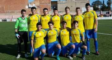 Resumen Liga Nacional Juvenil Jornada 22: El gol de Alvaro Sanchís da la victoria al Racing Algemesí frente Huracán Moncada