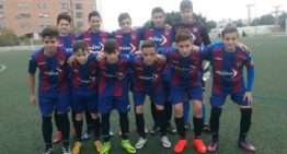 Resumen Liga Autonómica Infantil Jornada 21: Hércules y Alzira firman las tablas en un gran partido