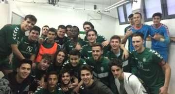 Resumen Juvenil División Honor Jornada 24: Javier Perez da el gol de la victoria al Ranero frente al líder