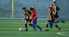 """El Infantil """"E"""" del CD Roda salva su partido ante el C.D. l' Alcora por la mínima"""