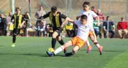 """Valencia CF y CD Roda suman un punto tras su duelo en la Superliga """"A"""" Alevín"""