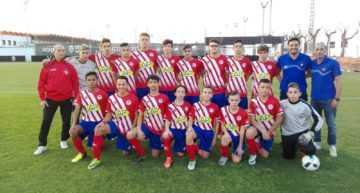 El CF Malvarrosa sigue acumulando buenas noticias en los equipos de su escuela