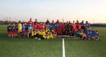 Silla, Apolo, Guadassuar y Sedaví… avanzan en la Copa Federación Benjamín