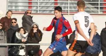 El Levante Juvenil se lleva la victoria ante el EFUD Albacer en División de Honor