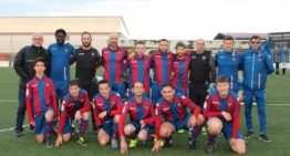 El Levante UD Parálisis Cerebral acaba la primera fase de la Liga Nacional