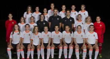 Resultados y goleadoras de la escuela del VCF Femenino (18 y 19 de febrero)