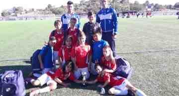 Esfuerzo del Ribarroja Alevín ante un Juventud Picanya que se llevó los puntos por la mínima (1-2)