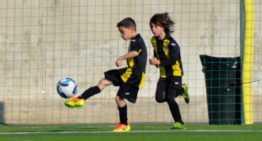 """El Benjamín """"C"""" del Roda se lleva los tres puntos ante el Atletic Amistat"""