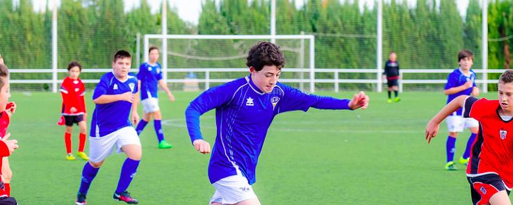 """El Cadete """"A"""" del Burriana FB suma tres puntos en su partido aplazado"""