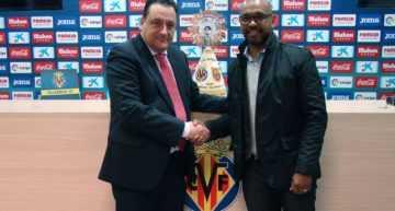Villarreal y CD Oliver renuevan su convenio por tercer año consecutivo