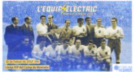 ¿Quiénes formaron 'La Delantera Eléctrica'? El Fórum Algirós conmemora los 75 años de su primera Liga