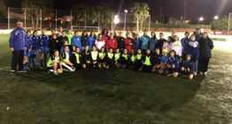 La Selección FFCV Femenina Sub-12 se medirá al Levante el martes 28 en Picassent