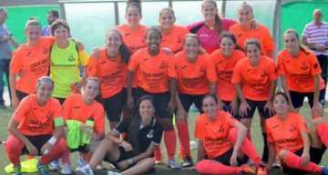 También el Joventut Almassora pide el 'No a la Violencia' en el fútbol base de Castellón